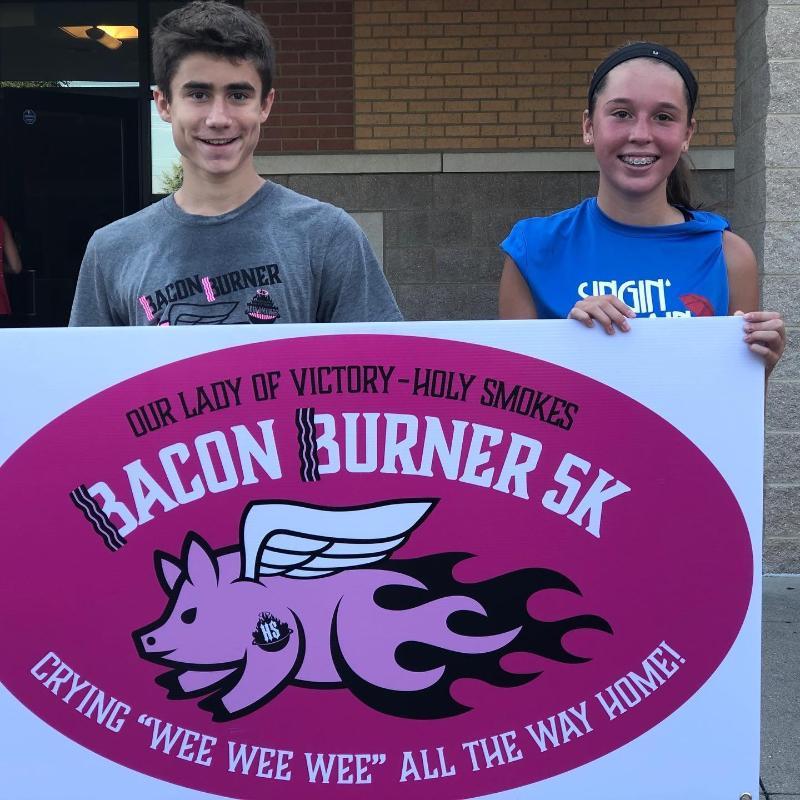 Bacon Burner Winners 2019
